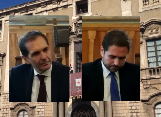 Catania, due nuovi assessori nella squadra di giunta: sono Enrico Trantino e Michele Cristaldi