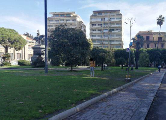 """Catania, progetto per la riqualificazione per piazza Roma. Ferrara: """"Manca il senso civico dei cittadini"""""""