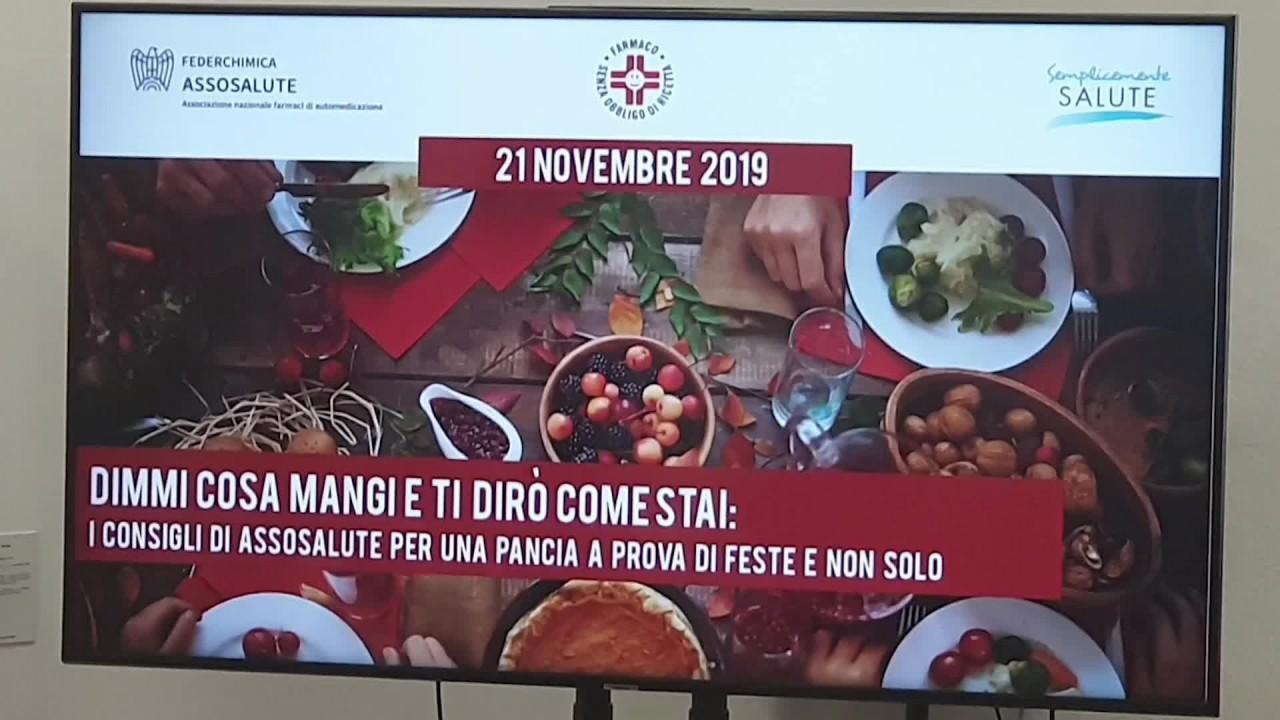 Disturbi gastrointestinali per due italiani su tre