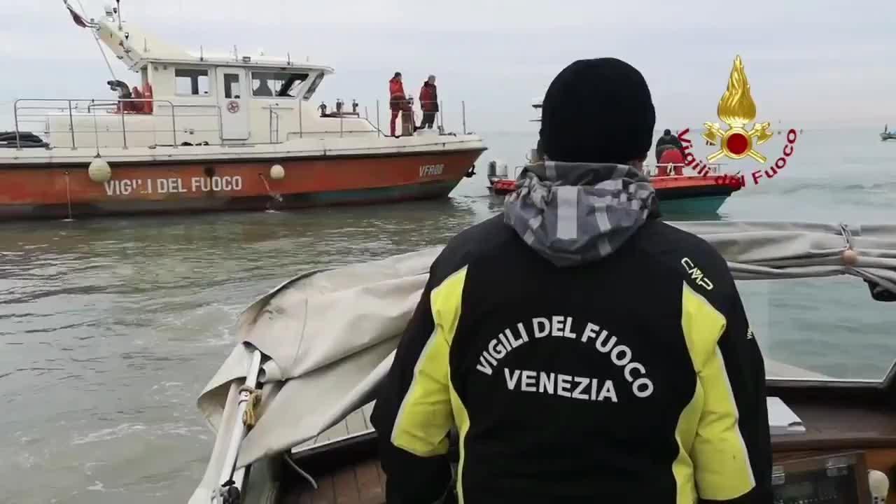 Venezia, è ancora emergenza