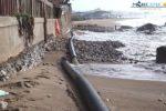 Disastro ambientale nell'Agrigentino, scarico delle fogne finisce direttamente in mare