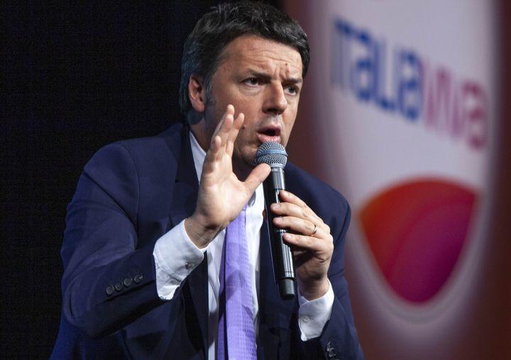 """MANOVRA, RENZI """"ABBIAMO VINTO LA BATTAGLIA DELLE TASSE"""""""