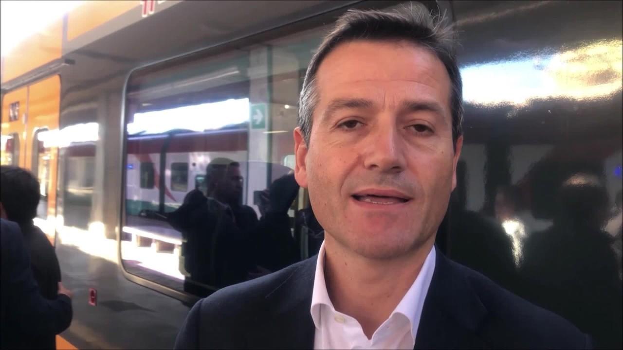 Arriva in Sicilia il nuovo Treno Pop