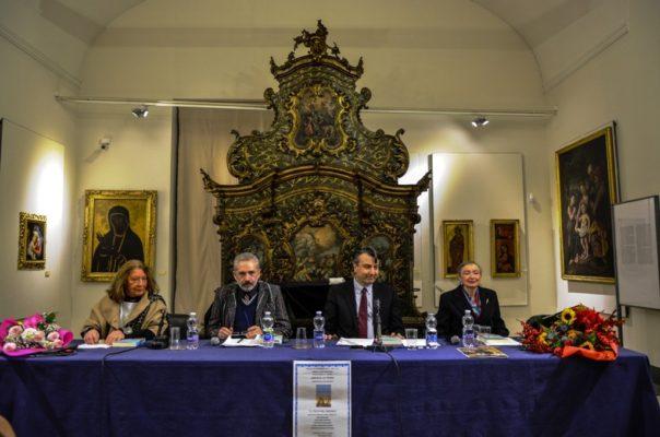 Presentato al Museo Diocesano il nuovo libro della scrittrice Adriana La Terra
