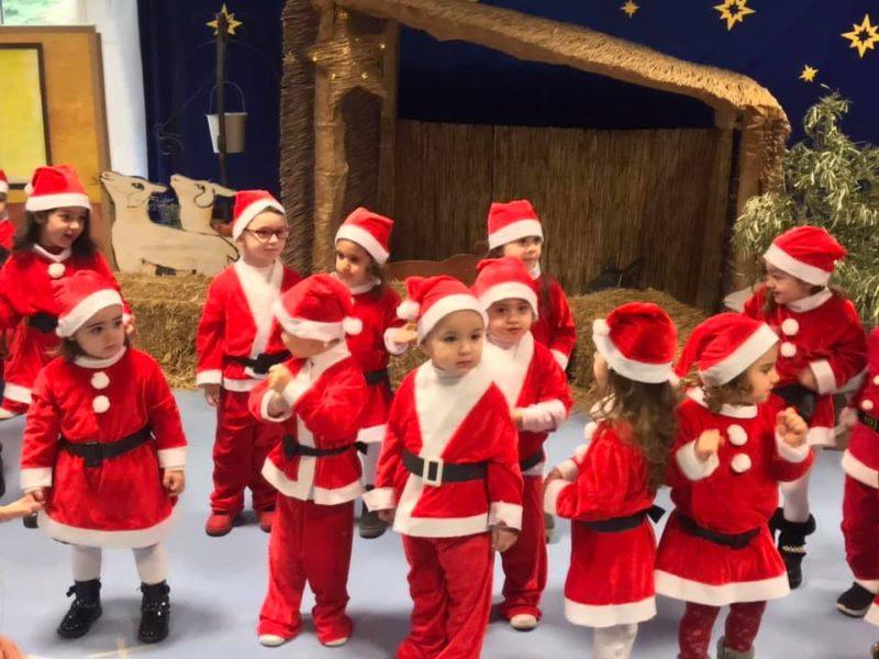 Istituto Marconi Paternò, Natale non si vede bene che con il cuore: l'essenziale è invisibile agli occhi – FOTO