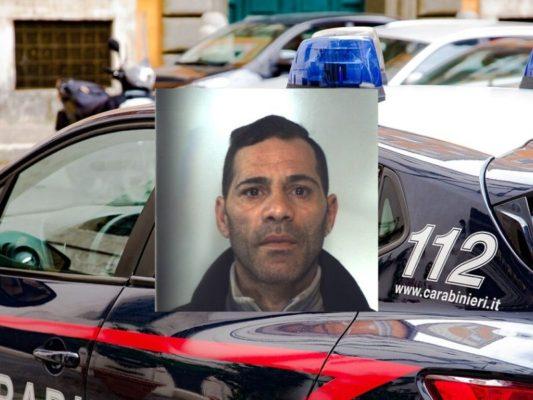 Furto e rapina a mano armata: arrestato pluripregiudicato