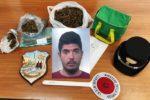 Nascondeva marijuana in un autosalone del Catanese: in manette 37enne