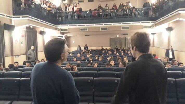 """Sensibilizzazione degli studenti dell'I.I.S.S. """"Carlo Gemmellaro"""" di Catania  al bullismo"""