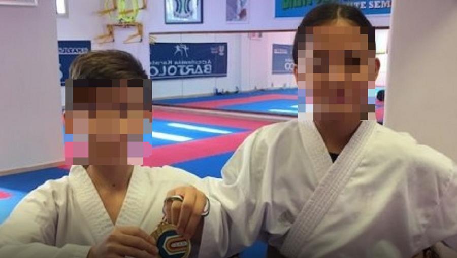 Catania, l'onestà e la bontà nel cuore di un piccolo atleta: vince gara di karate per errore e restituisce medaglia