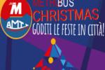 MetroBus Christmas Card, abbonamento unico per Natale con delle novità