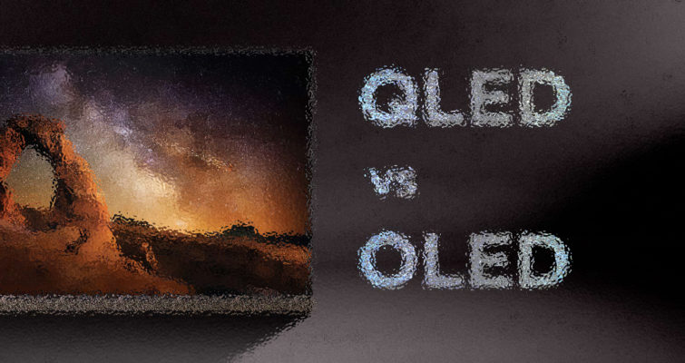 TV QLED e OLED, qual è la differenza?