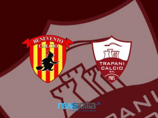 Trapani, troppo forte la capolista Benevento: al Vigorito termina 5-0