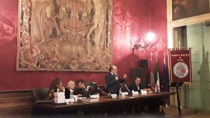 """E.R.S.U. di Catania, cerimonia di premiazione del Premio Letterario """"Luigi Pirandello – FOTO e VIDEO"""