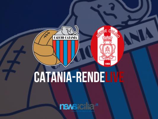 """Catania-Rende 1-0, Biondi match-winner al """"Massimino"""": etnei sesti in classifica – RIVIVI LA CRONACA"""