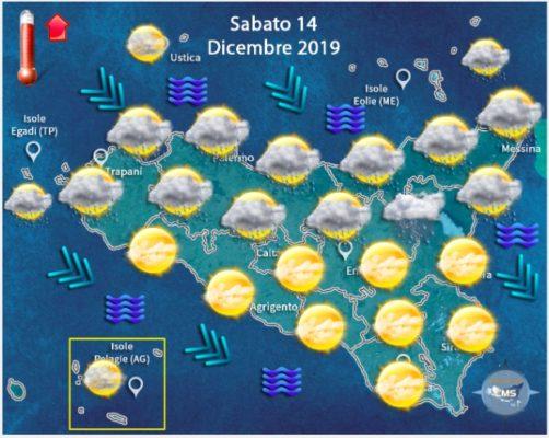 Burrasca di vento su tutta l'Isola, numerosi i danni in varie città siciliane