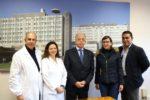 Ospedale Cannizzaro, paziente guarisce e ringrazia i medici donando dieci televisori al reparto