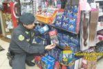 """Migliaia di prodotti non sicuri pronti a """"rovinare le feste"""": scatta il sequestro, titolari multati"""