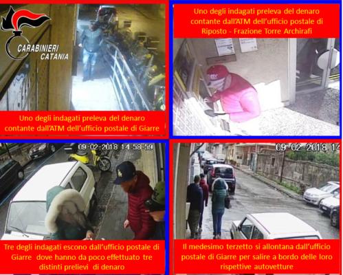 """Disarticolato gruppo criminale nel Catanese, clonavano dati sensibili delle vittime: truffe online tramite il """"Sim Swap Fraud"""""""