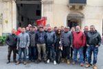 """Catania, lavoratori dell'appalto servizi Amt protestano. """"Aumentano i bus ma diminuiscono i lavoratori"""""""