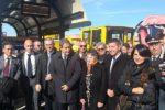 """Stazione di Lentini modernizzata, Musumeci all'inaugurazione: """"Incentivo all'utilizzo del treno"""""""
