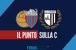 Serie C: Catania coraggioso e reattivo, Sicula Leonzio sfortunata