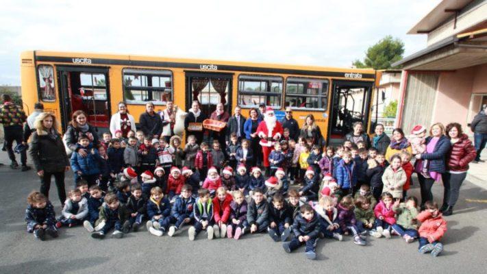 """""""Jingle Bus"""" nel IV municipio di Catania, Buceti: """"Il Natale poggia su valori sociali importanti"""""""