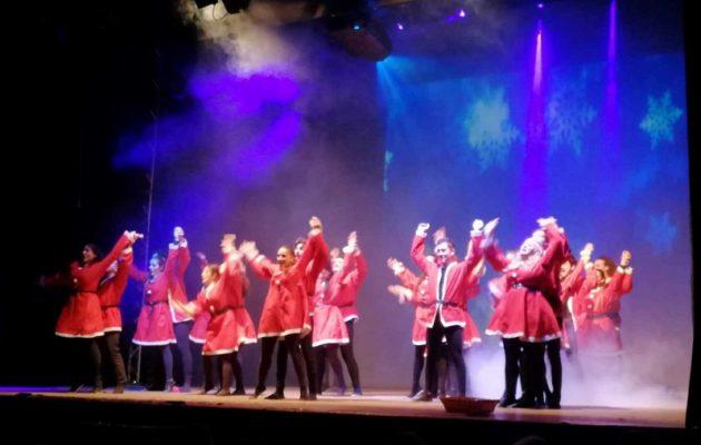 """All'Ambasciatori le magiche """"Note di Natale"""" incantano il pubblico di tutte le età"""