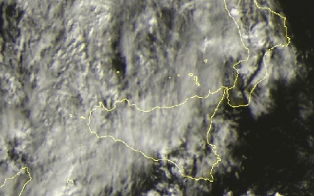 """In arrivo la """"tempesta di Santa Lucia"""": raffiche di vento fino a 130km\h, Catania e Messina le più colpite"""