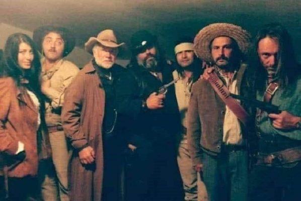"""Renny Zapato tra i protagonisti dello spaghetti western """"Oro e Piombo"""""""
