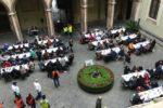 Sant'Agata, pranzo di solidarietà al Palazzo degli Elefanti per i cittadini in difficoltà