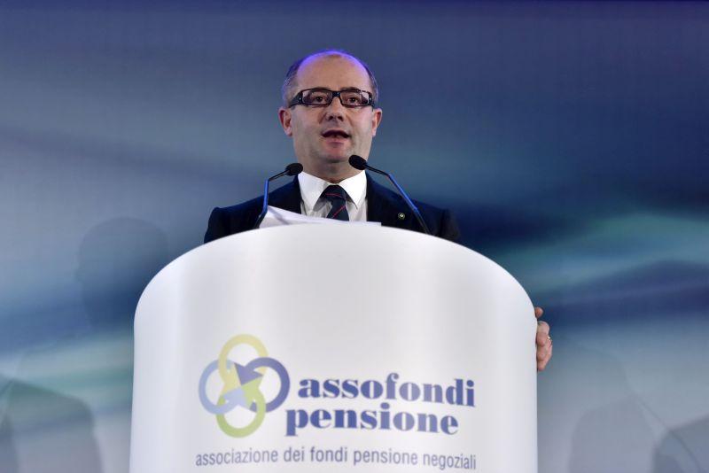CON PROGETTO ECONOMIA REALE FONDI PENSIONE A SOSTEGNO CRESCITA IMPRESE
