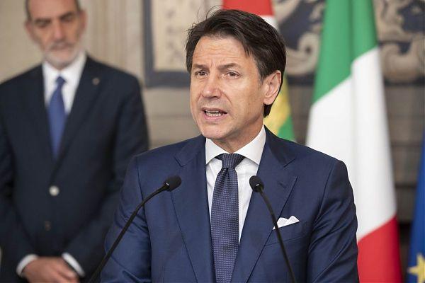 """M5S, CONTE """"A DI MAIO VA RICONOSCIUTO IL MERITO DI TANTI RISULTATI"""""""