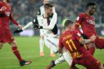JUVENTUS BATTE ROMA 3-1 E VA IN SEMIFINALE DI COPPA ITALIA