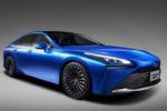 Toyota, nel futuro a zero emissioni ci sono l'ibrido e l'idrogeno
