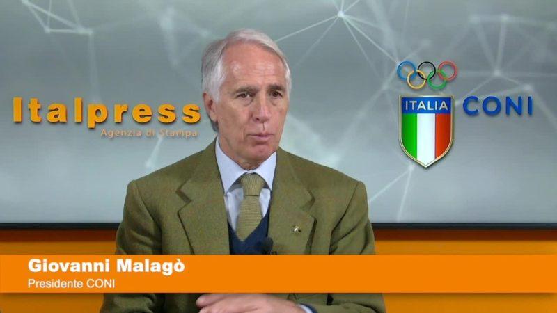 """Malago' """"Balotelli e Zaniolo? Fiducia in Mancini"""""""