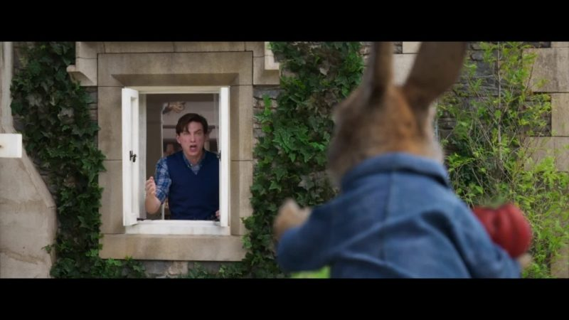 Peter Rabbit 2, il trailer