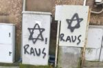 Trecastagni, scritte inneggianti il razzismo: indignazione dell'ex consigliere Trovato e della Federazione del Sociale Usb