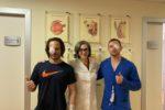 """""""Nuova vita"""" per due giovani, due trapianti di cornea all'ospedale di Lentini"""