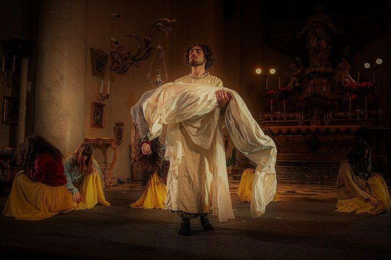 """Si fa attendere con ansia """"Agata, la santa fanciulla"""". Il regista: """"Un ponte tra Agata e i Catanesi"""""""