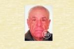 Anziano esce di casa e svanisce nel nulla, disperazione tra i familiari: si cerca l'81enne Andrea Amato