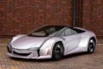 NCV Project, l'auto di legno