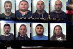 Rete di spaccio smantellata, maxi operazione dei carabinieri: otto persone arrestate – NOMI e FOTO