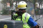 Violento scontro tra auto e scooter delle Poste Italiane: ferita postina 25enne