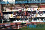 Catania-Potenza, tifosi lucani lasciano il settore ospiti: ecco cosa sta accadendo