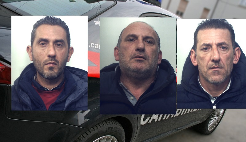 Estorsioni con metodi mafiosi, minacce e aggressioni: tre arresti nel Catanese – NOMI, FOTO e VIDEO