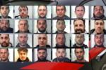 Spaccio di cocaina, hashish e marijuana nel Catanese: i NOMI e le FOTO dei 24 finiti in manette
