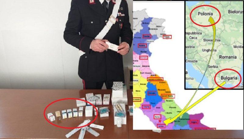 Farmaci dopanti da Bulgaria e Polonia, nella rete di distribuzione nazionale anche la Sicilia: ruoli, denaro e arresti