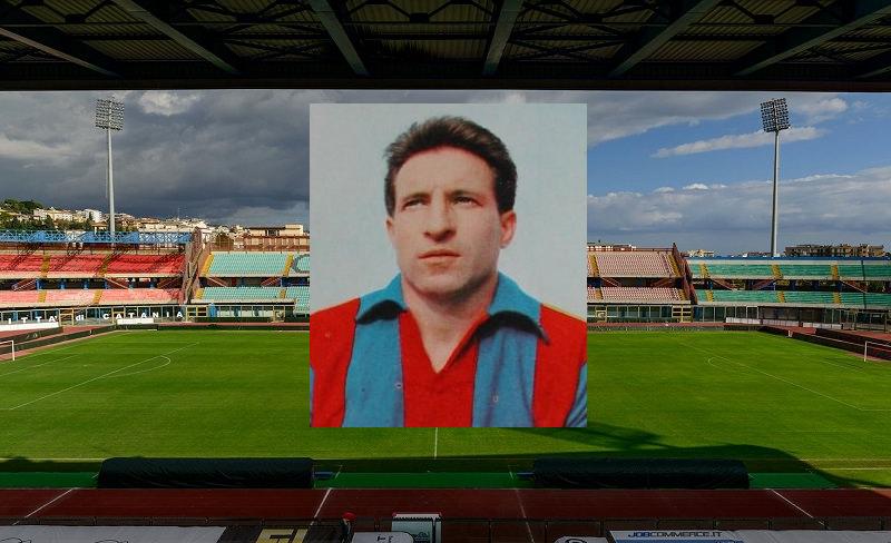 Il Calcio Catania piange la scomparsa di Mario Corti, contro il Potenza lutto al braccio e minuto di raccoglimento