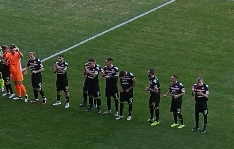 Palermo, contro il Roccella vittoria nel segno di Floriano