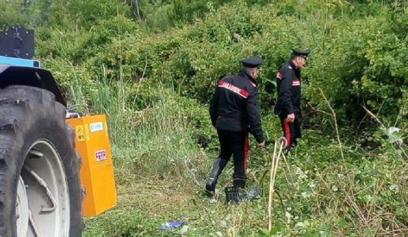 Ritrovato dopo una denuncia per scomparsa: 51enne salvato dai carabinieri